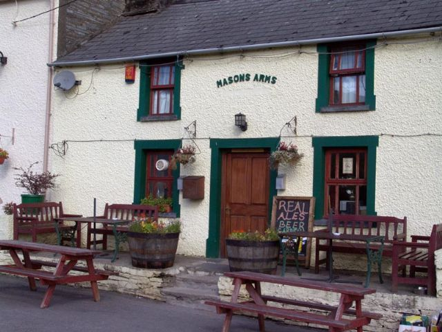 Masons Arms, Cilgerran, Cardigan, Ceredigion